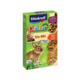 Kracker VITAKRAFT Rabbit Honey + Popcorn + Active 3ks