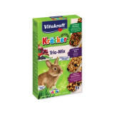 Kracker VITAKRAFT Rabbit Vegetables + Nuss + Fruit 3ks