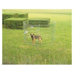 Ohrádka SAVIC Dog park 2 1ks
