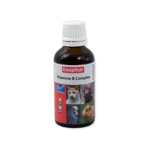 Tekuté vitamíny BEAPHAR B-komplex 50ml