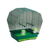 Klec BIRD JEWEL K6 tmavě zelená