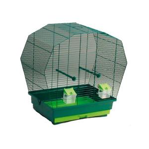 Klec BIRD JEWEL K6 tmavě zelená 1ks