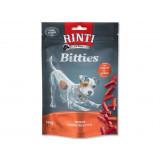 Pochoutka RINTI Extra Bitties kuře + rajče + dýně 100g