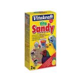 Písek VITAKRAFT Sandy pro malé papoušky
