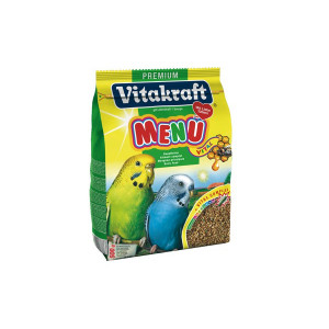 Menu VITAKRAFT sittich honey bag 500g