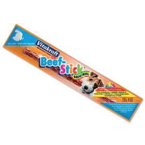 Beef stick VITAKRAFT turkey 1ks