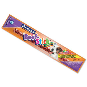 Beef Stick VITAKRAFT Mineral 1ks