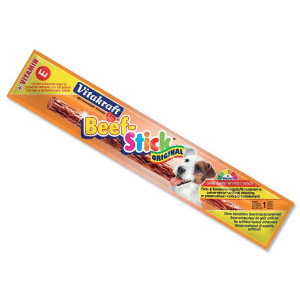 Beef Stick VITAKRAFT vitamin E 1ks