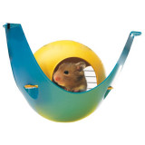 Domek SAVIC Sputnik plastový 21,5 x 21,5 x 12,5 cm 1ks