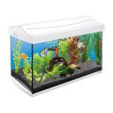 Akvárium set TETRA AquaArt bílé 57 x 30 x 35 cm 60l