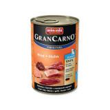 Konzerva ANIMONDA Gran Carno Junior hovězí + kuře 400g
