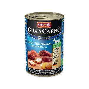 Konzerva ANIMONDA Gran carno úhoř + brambory 400g
