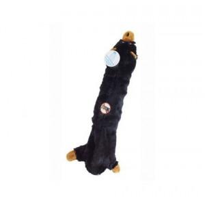 Skinneeez Hračka pes Medvěd s plast. lahví 55 cm