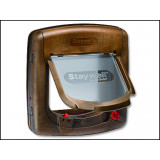 Dvířka STAYWELL hnědá magnetická 420 1ks