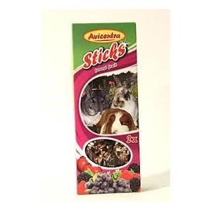 Avicentra tyčinky velký hlodavec - lesní ovoce 2ks