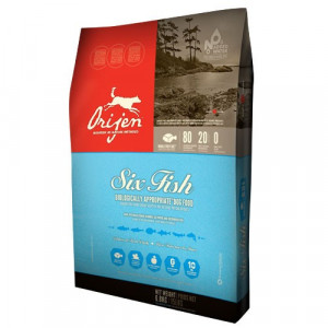 Orijen Dog 6 Fish 13kg