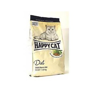 Happy Cat Supr.Adult Fit&Well Diet Ledviny 1,8 kg