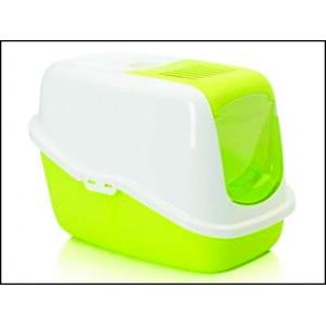 Toaleta SAVIC Nestor zelená 56 cm 1ks