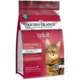 Arden Grange Cat Adult Chicken&Rice 2kg