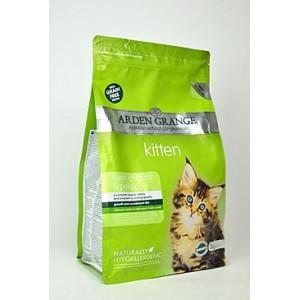 Arden Grange Cat Kitten Chicken&Rice 2kg