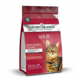 Arden Grange Cat Adult Chicken&Rice 400g