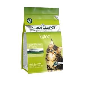 Arden Grange Cat Kitten Chicken&Rice 400g