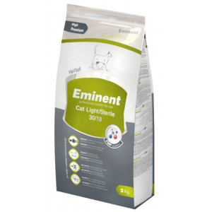Eminent Cat Light Sterile 2 kg