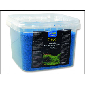 Písek AQUA EXCELLENT světle modrý 5kg