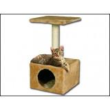 Odpočívadlo MAGIC CAT Hedvika béžové 57 cm