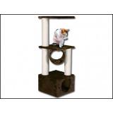 Odpočívadlo MAGIC CAT Tamara hnědé 109 cm 1ks