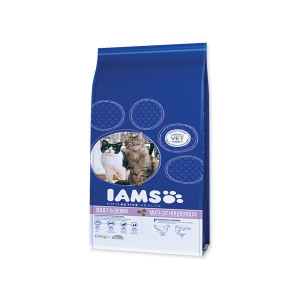IAMS Cat Multicat Chicken / Salmon 3kg