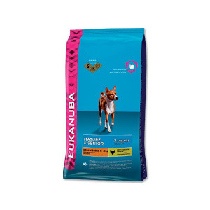 EUKANUBA Mature & Senior Medium 15kg