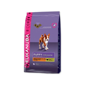 EUKANUBA Puppy Medium 3kg