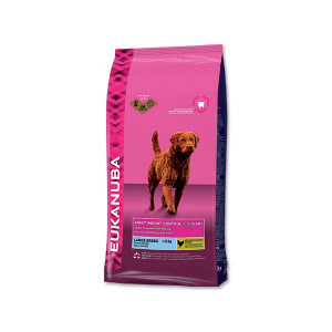 EUKANUBA Adult Large Light / Weight Control 3kg