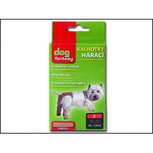 Kalhotky DOG FANTASY hárací béžové L 1ks