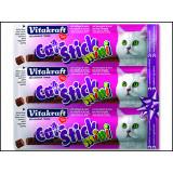 Cat Stick Mini VITAKRAFT Poultry + Liver 3ks