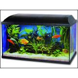 Akvárium set CAT-GATO Pacific LED 60 x 30 x 30 cm 54l