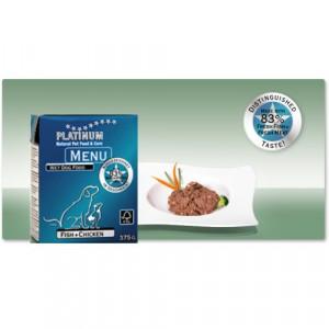 Platinum Menu Fisch+Chicken 385g