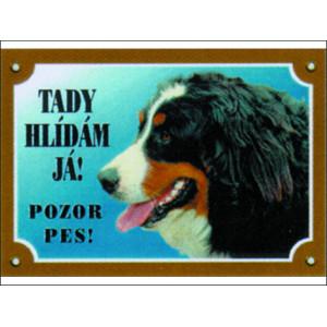 Tabulka DAFIKO bernský salašnický pes 1ks