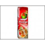 Tyčinky VERSELE-LAGA Prestige ořechy a med pro střední papoušky 140g