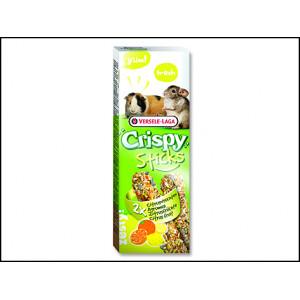 Tyčinky VERSELE-LAGA Crispy s ovocem pro morčata a činčily 110g