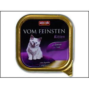 Paštika ANIMONDA Vom feinsten kitten jehněčí 100g