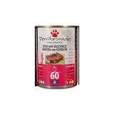 Perrito konzerva Duck & Vegetables 395g