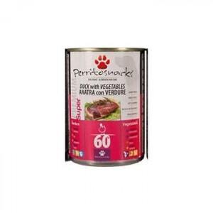 Perrito konzerva Duck & Vegetables 395g