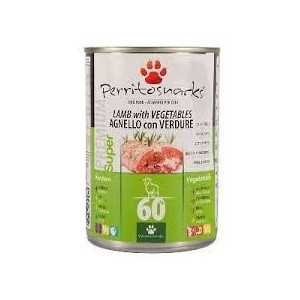 Perrito konzerva Lamb & Vegetables 395g