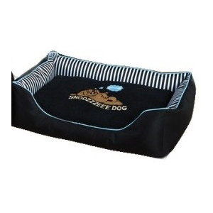 Pelech Snoozzzeee Candy Stripe sofa 81 cm modrý 1 ks