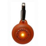 Rogz světýlko RogLite na obojek Oranžová 3x4cm 1ks
