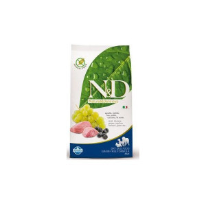 N&D Grain Free DOG Adult Maxi Lamb & Blueberry 12 kg