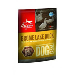 Orijen Dog pochoutka F-D Brome Lake Duck 100 g