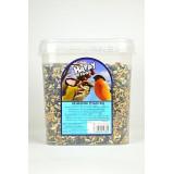 Krmivo ptactvo zimní směs Happy food 5,5 l 3 kg kyblík